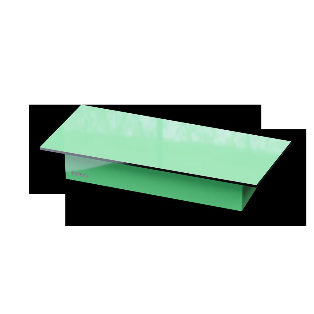 Rhomboidal Verde-Maldive