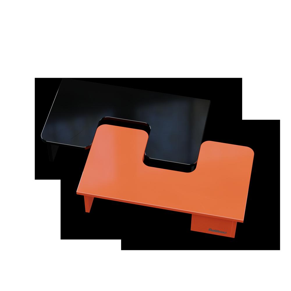 Geminos-C Nero Arancio
